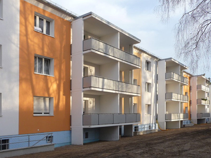Fürstenwalder WBG eG - Dr.-Goltz-Straße 10 c - f