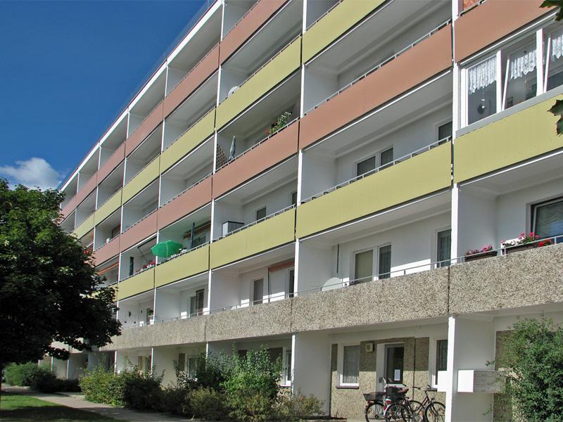 Fürstenwalder WBG eG - W.-Komarow-Straße 14 - 18