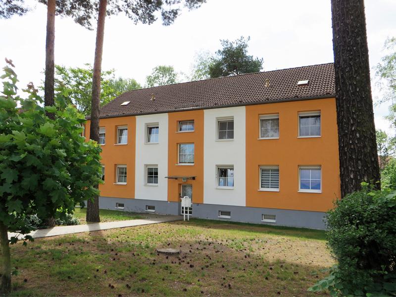 Fürstenwalder Wohnungsbaugenossenschaft eG - Dr.-Goltz-Straße 9 -10 b