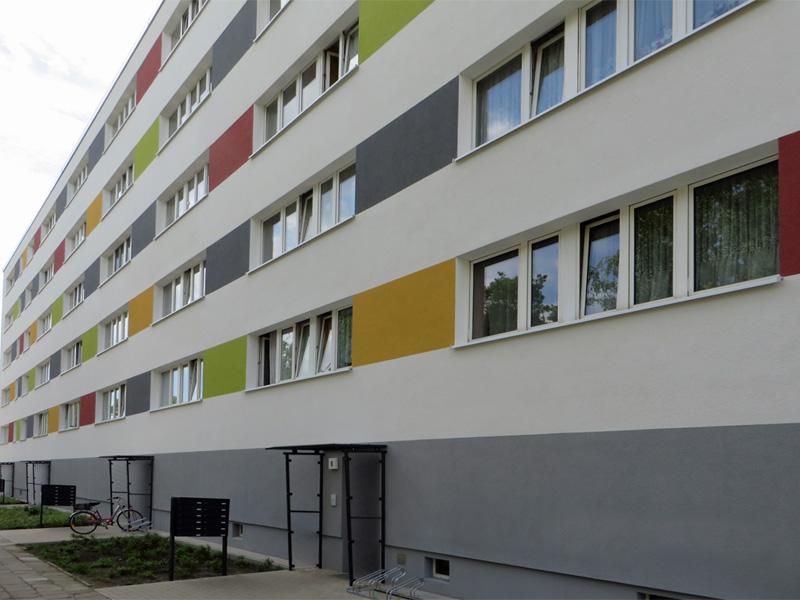 Fürstenwalder WBG eG - Magnus-Poser-Straße 5 - 9