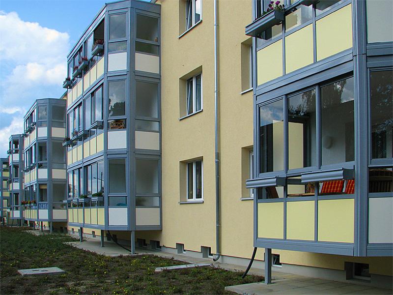 Fürstenwalder WBG eG - Standorte
